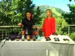 Plum TV - Hot list: Sandals and Sunglasses